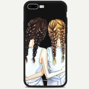 Accessories - Blonde Brunette Friends Case
